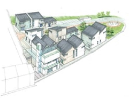 Bantry Town Multi Generational Social Housing Project