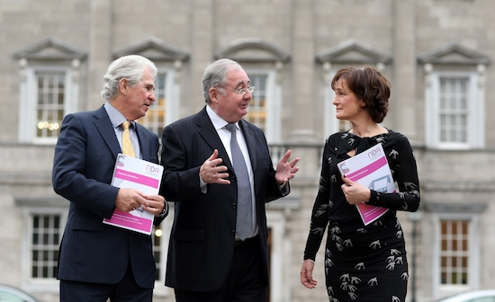 Technical Guidelines for the Universal Design of In-Home Displays launched by the Minister for Communications, Energy and Natural Resources, Mr Pat Rabbitte
