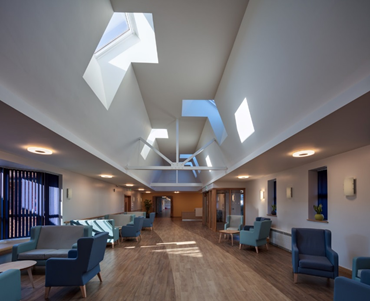 IDI Universal Design Awards 2018 Highly Commended new palliative care unit at Our Lady's Hospice, Dublin