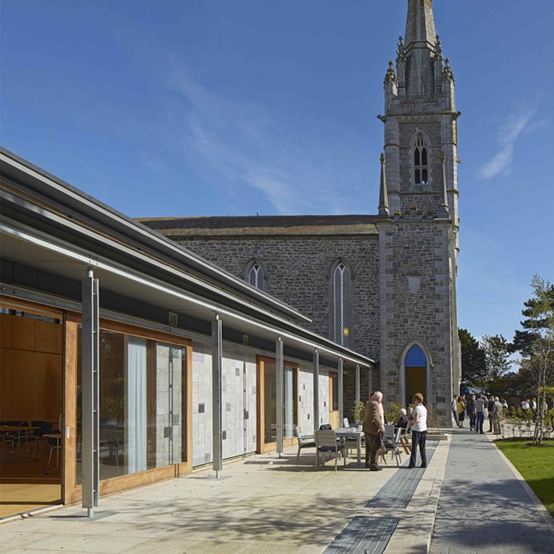 BE RIAI Awards Commended St Sylvesters Parish Pastoral Centre