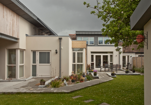 BE RIAI Award Residential Extension and Adaption Winner