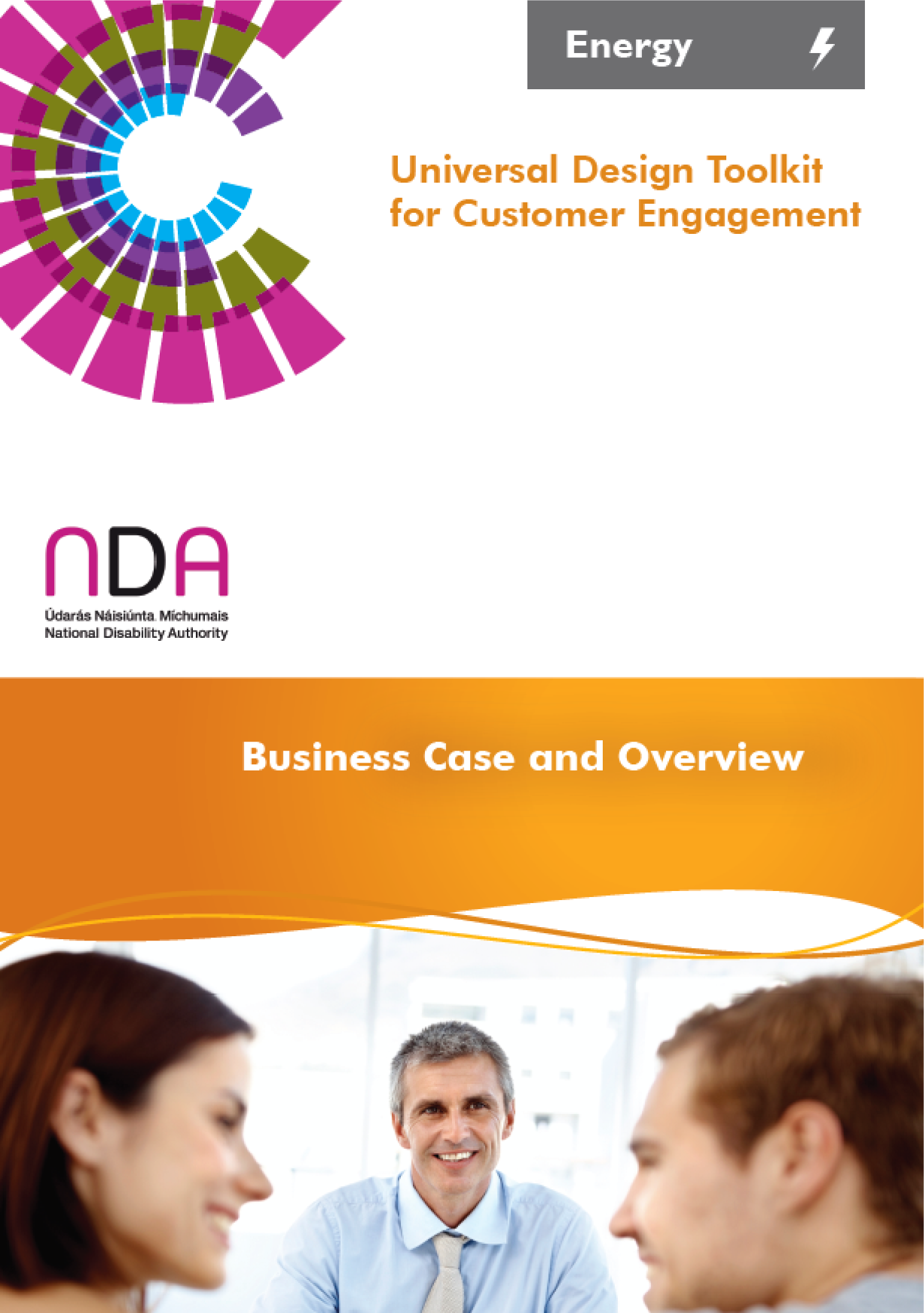 Energy Toolkit Business Case and Overview - Front Cover