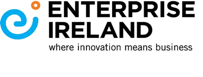 Enterprise Ireland Logo UDGC 2018