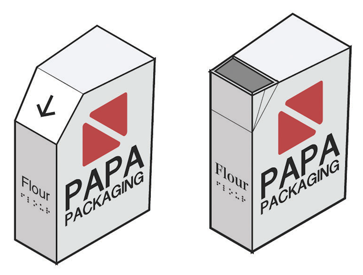 PAPA packaging