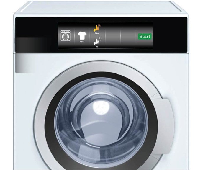 Washing Machine Display